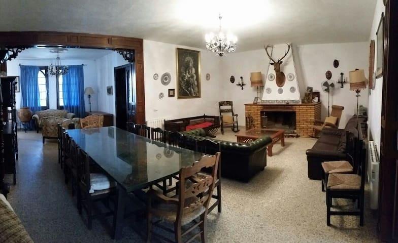 Acogedora casa en el Rocio   40 pla - Romería de El Rocío