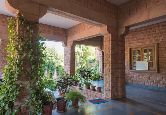Riddhi Siddhi Bhawan, AC Room - Jodhpur - Bed & Breakfast