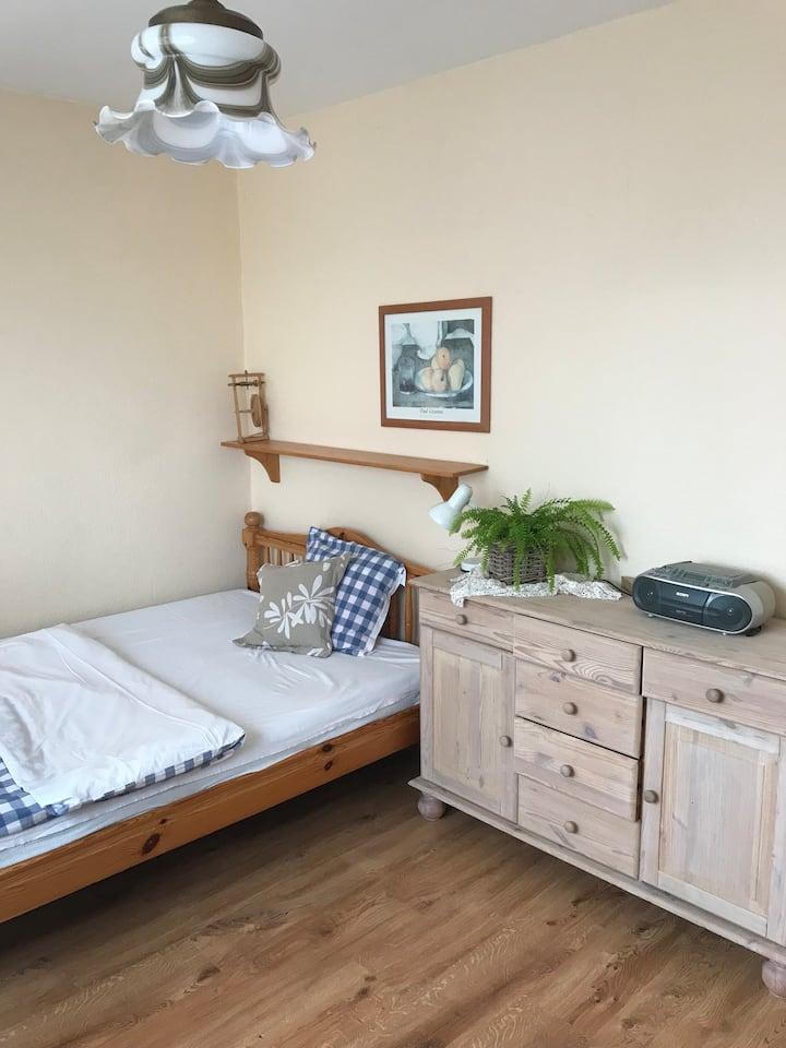 Sunny room in Kolobrzeg