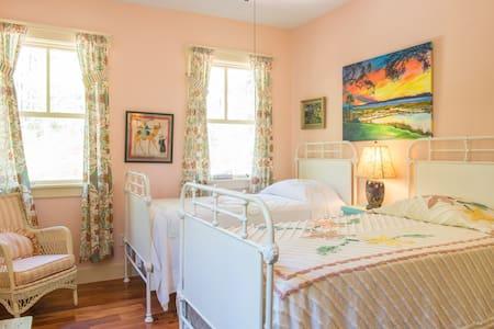 Ruby Ranch - Twin Bedroom - Wadmalaw Island - Casa