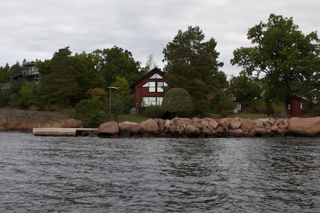 Vacation home in outstanding location by the sea - Oskarshamn S - Rumah