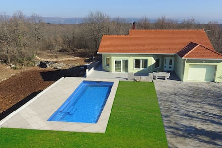 "Villa ""Four M"" with pool - Krivodol - NEW! !! - Krivodol"