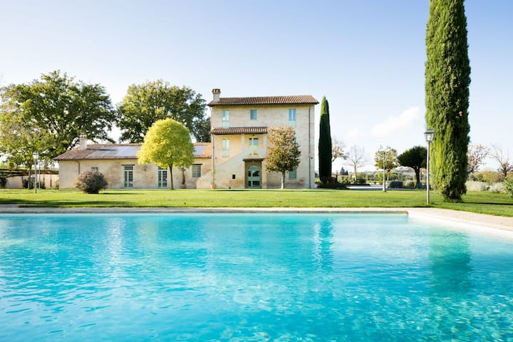 Villa Quattro Stagioni, with private pool