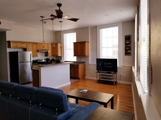 Authentic 2BR/2BA in Historic New Orleans 201