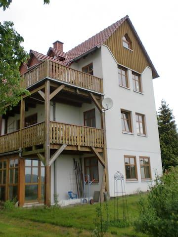 Vor den Toren Göttingens (15 Min) mit Traumblick - Landolfshausen - Apartment