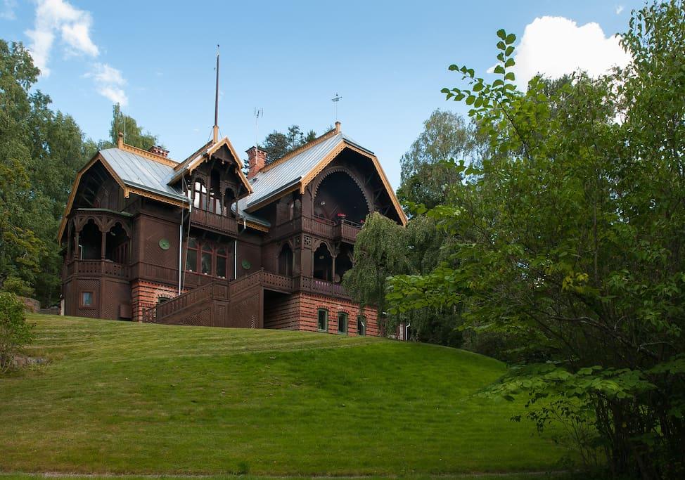 Villa Skogsborg
