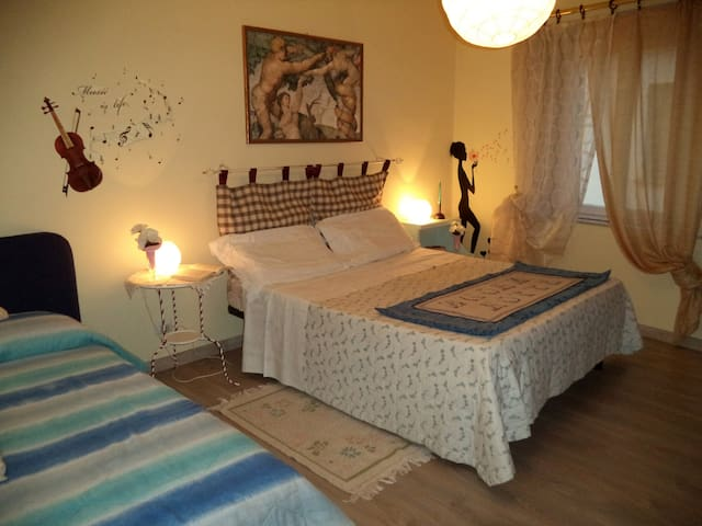 Charming Flat in Lucignano Historical Center