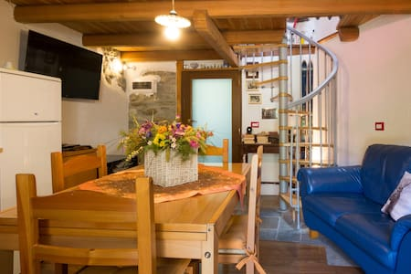 Holiday home in Valsesia.