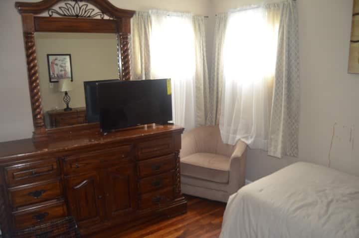 Private room in New York