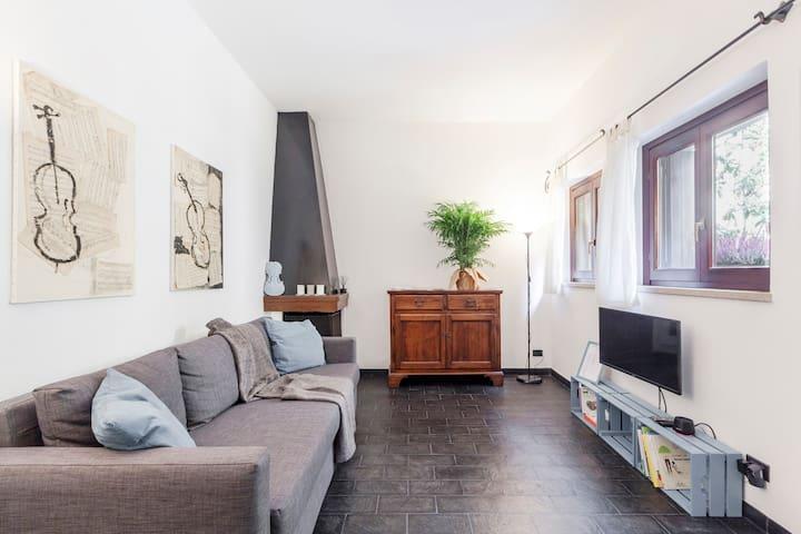 Casa accogliente e tranquilla vicino a Torrazzo