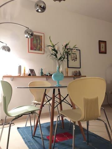 Modern apartment offering B n B - Gata de Gorgos
