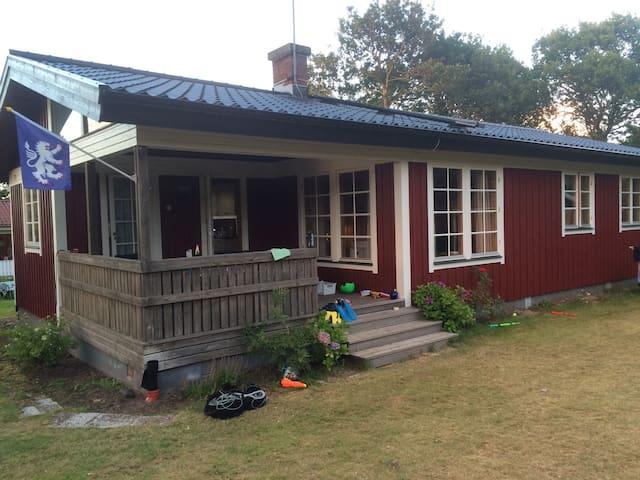 Summerhouse - Halmstad - Cabane