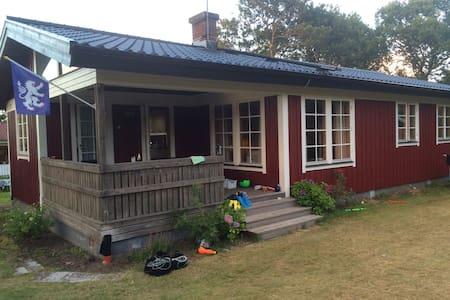 Summerhouse/cottage - Halmstad