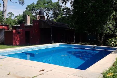 Quinta San José del Rincon a metros del Rio