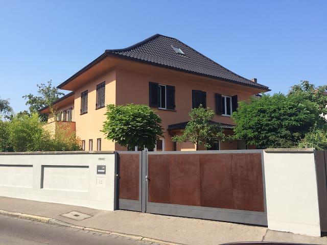 Stadtvilla mit Garten - Augsburg - Casa