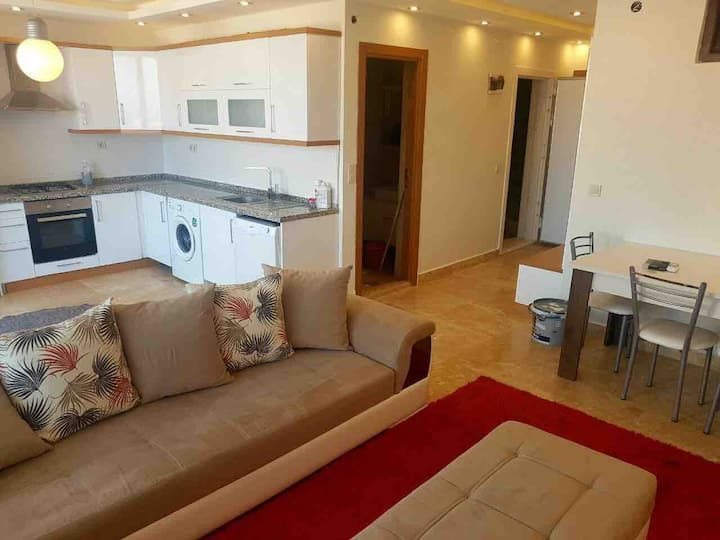 2+1 Fully Furnished in The Center - Reliable&Clean