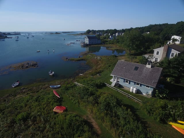 COVE COTTAGE Cape Porpoise WK OF 8.24.19 OPEN
