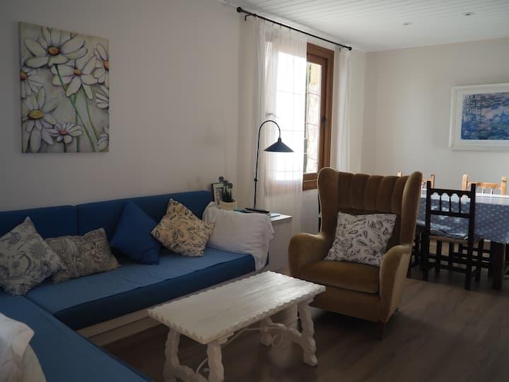 Bonito apartamento en Begur