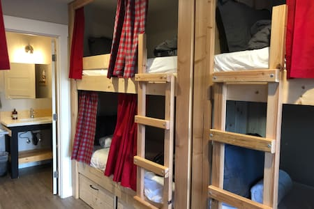 Bunk at Eastside Guesthouse & Bivy صورة 4