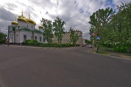 2к рядом с Набережной Федоровского. 4ч. WiFi, Виды - Wohnung