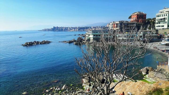 appartamento confortevole a due passi dal mare