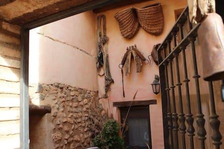 Habitación en casa con jardín - Santa Cruz de Moncayo - Haus
