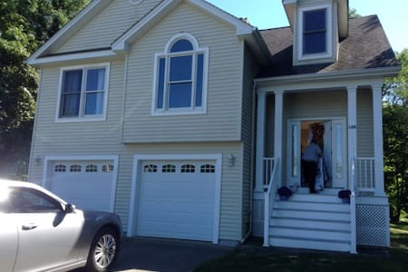 In the heart of Jamestown, very close to Newport - Casa