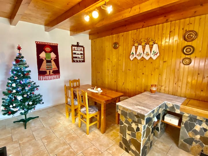 Traditional Cottage in the Heart of Liptov