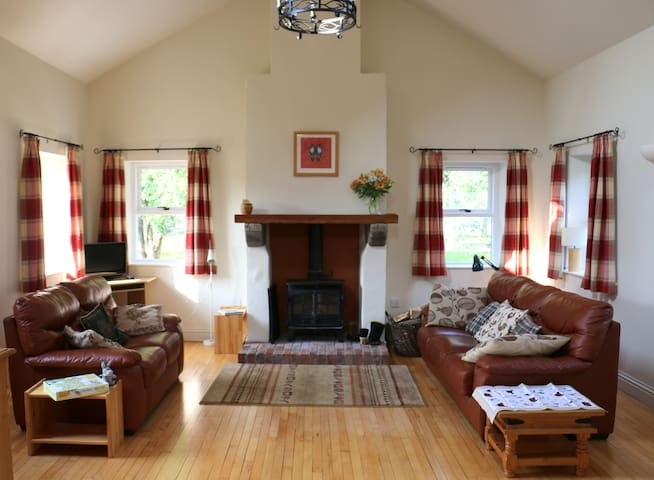 Apple Cottage, cosy rural retreat - Dunadry - Banglo
