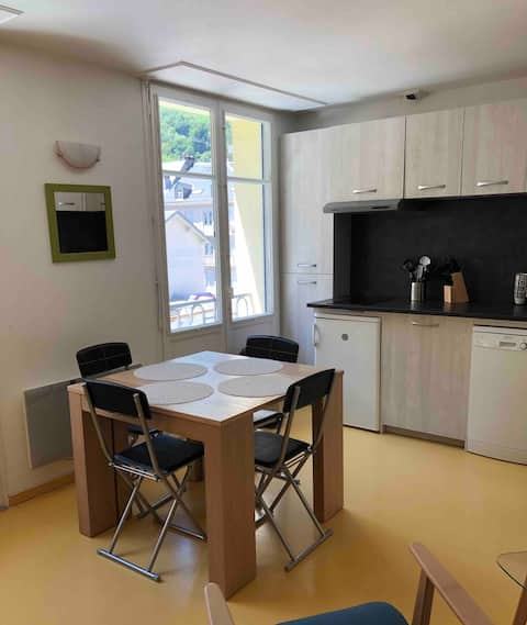 Appartement T2 Très Lumineux au Cœur du Village