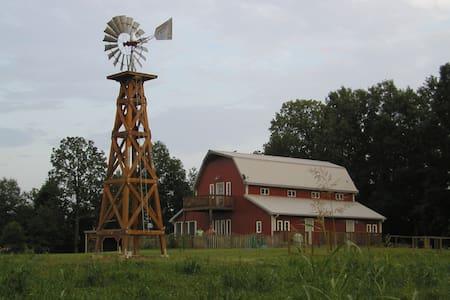 Little Texas Lodge - Grantsburg - Természeti szállás