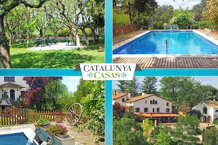 Masia de Gaia for up to 20- 39 guests in the Catalonia countryside! - Barcelona Interior