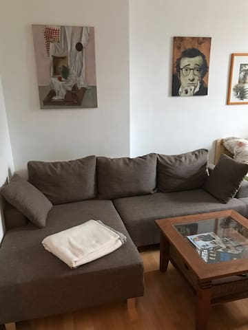Gemütliches 1-Raum Appartment - Tangermünde - Appartement