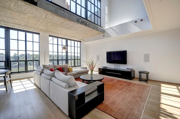Penthouse, very high end, Arlington - Arlington - Loft