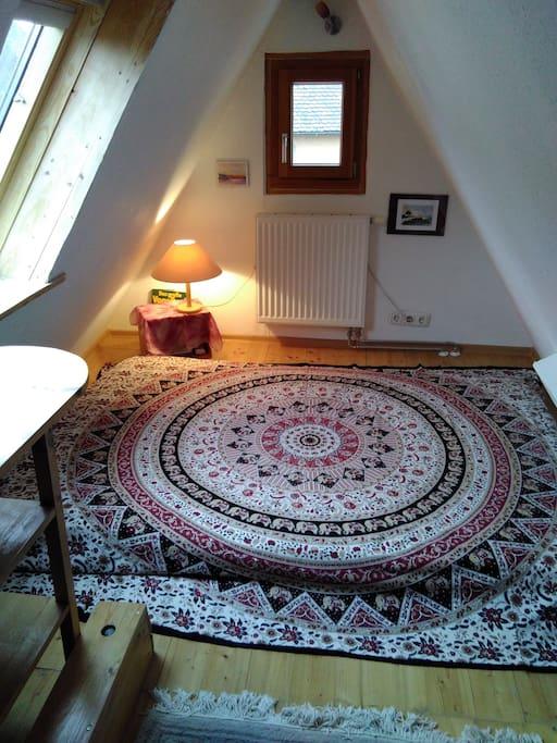 Dies ist Dein Gästezimmer