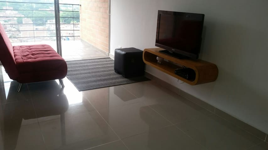 Brand new 2 bedroom 2 bathrrom apt - Medellín - Wohnung