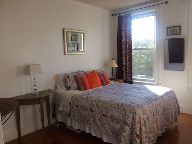 Private room close to EVERYTHING - Boston - Daire
