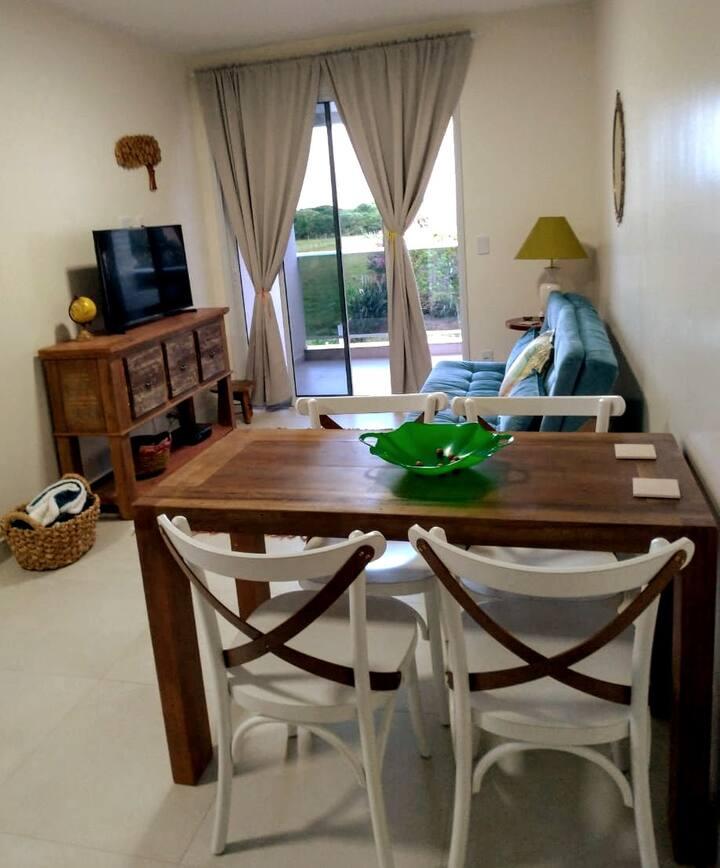 Cozy 1 bedroom apartment at Novo Campeche
