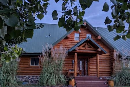 Trinity Ranch ID Bed & Breakfast, Idaho Wine Trail