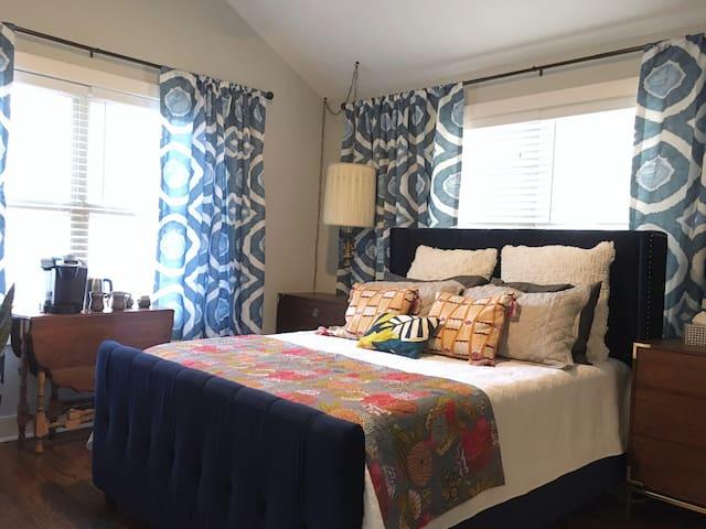 Kirkwood Urban Oasis En Suite, Private Entrance
