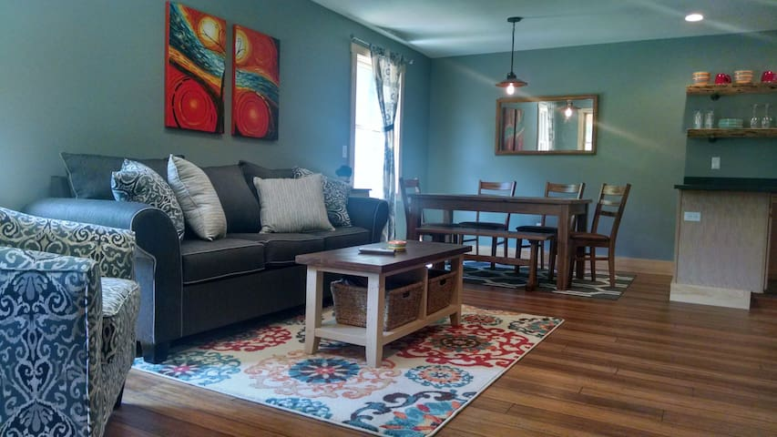 Living Room Main Floor