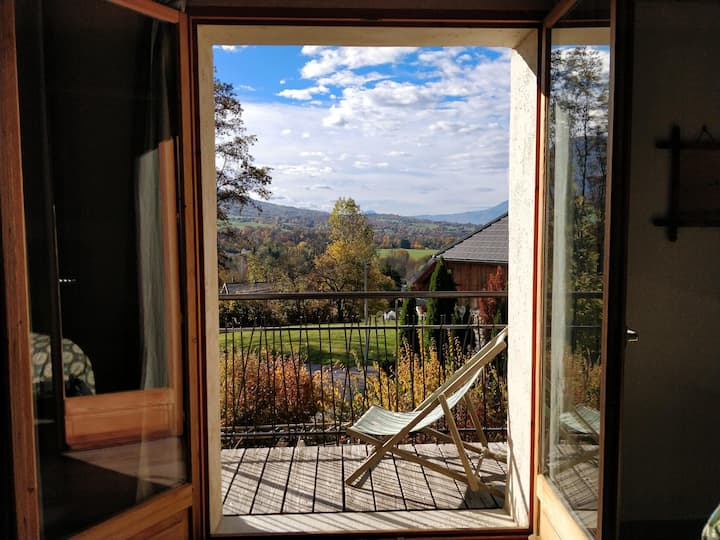 "Bed & Breakfast ""Revard"", near Aix-les-Bains"