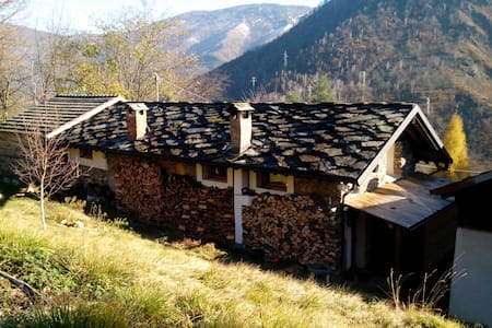 Studio Apartment in old traditional alpine house - Viu - Wohnung