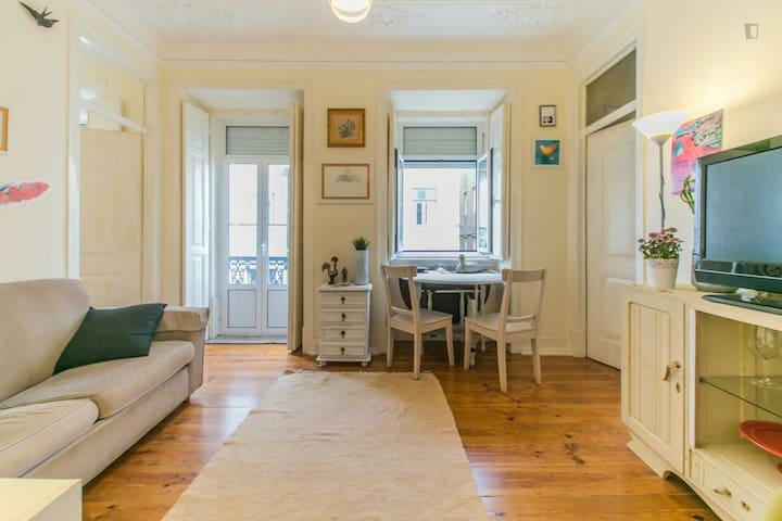 Cosy room near Intendente - Lisboa