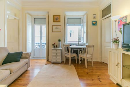 Cosy room near Intendente - Lisboa - Appartement