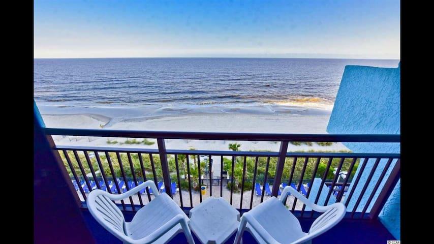 Brilliant Oceanfront View - Best in Myrtle Beach
