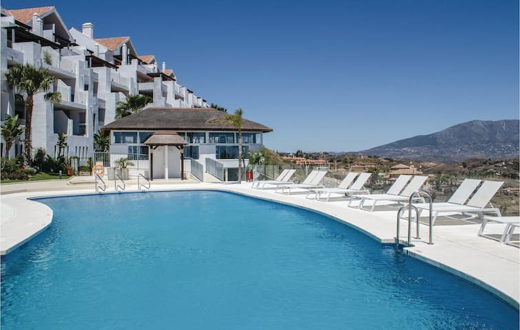 Holiday apartment with 2 bedrooms on 95m² in La Cala de Mijas