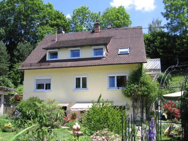 Ferienwohnung Jette (4-Sterne-DTV-zertifiziert) - Stegen - Wohnung