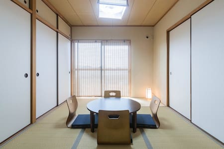 Easy access to Namba,Tennoji,Nara! - Osaka
