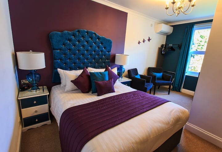 Goodrington Room · **9th Best B&B in the World!**  The 25 Boutique B&B - Goodringon Room 5*